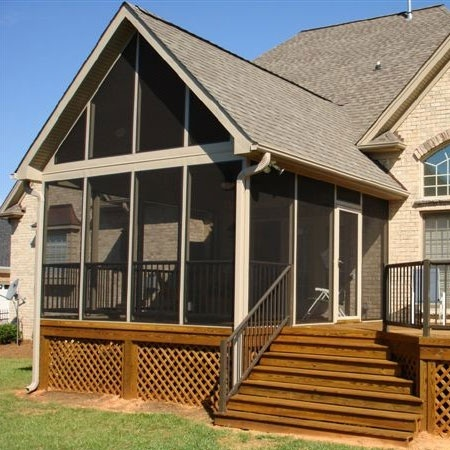 Ideas For Screened In Porches