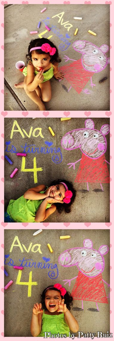 Peppa Pig Party Invitation-awesome creative way to invite your guests to your child's next great event!