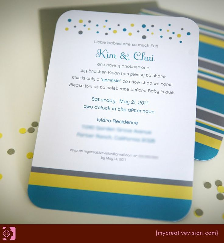 best images about baby shower ideas on   sprinkles, Baby shower invitation