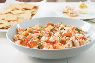PHILLY Shrimp Cocktail Dip recipe