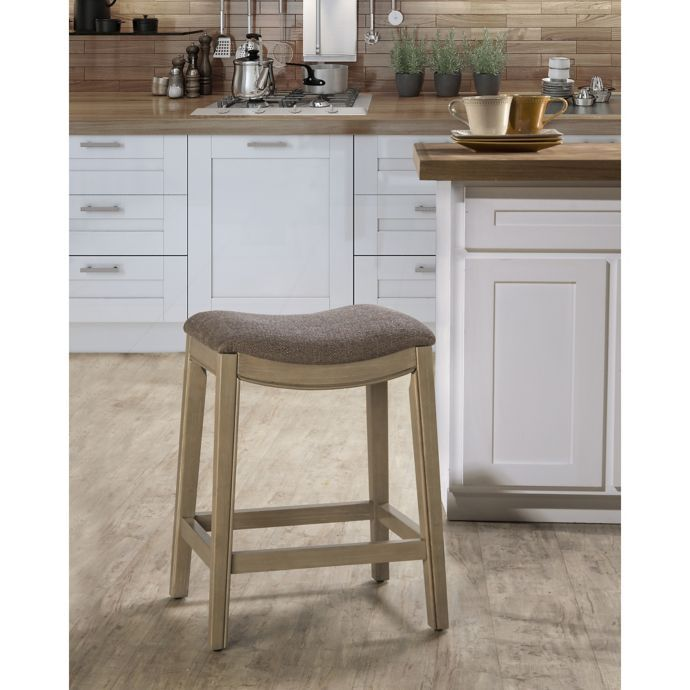 Hillsdale Furniture Kenton Backless Bar And Counter Stools Bed