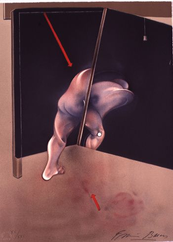 Study from the Human Body Francis Bacon