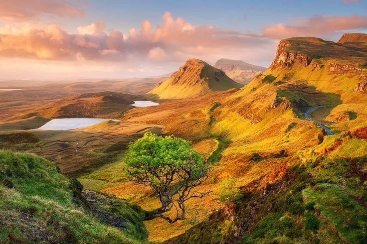 """500px / Photo """"Trotternish"""" by Michael Breitung"""