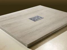 Piatti doccia effetto legno: Scultura by Grandform