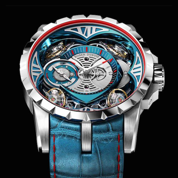 <strong>SIHH 2017 Watch Launches</strong>: AP, Vacheron, #SIHH2017 #Watch Launches</strong>: #AP, #Vacheron, #Panerai, #RogerDubuis #VacheronConstantin #Patrimony #MoonPhase and #RetrogradeDate #sexybluewatch #rogerubuis #steelwatch #smartwatch Panerai, Roger Dubuis