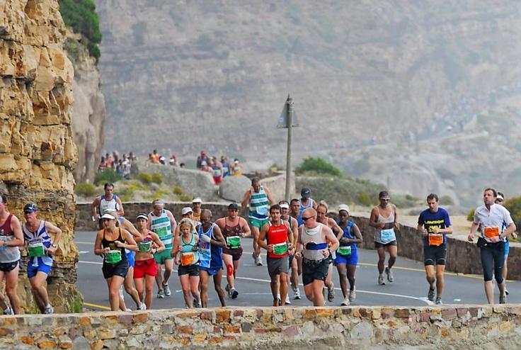 Two Oceans Ultramarathon Cape Town South Africa