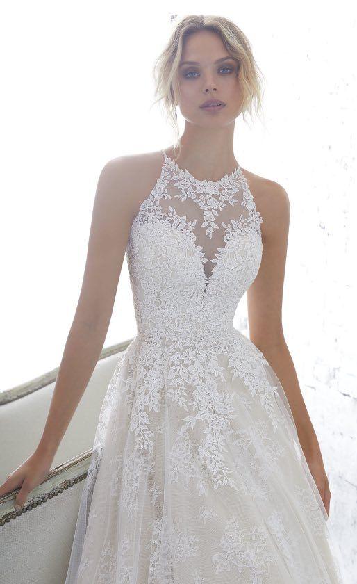 257 best Brautkleider Spitze für die romantische Hochzeit images on ...