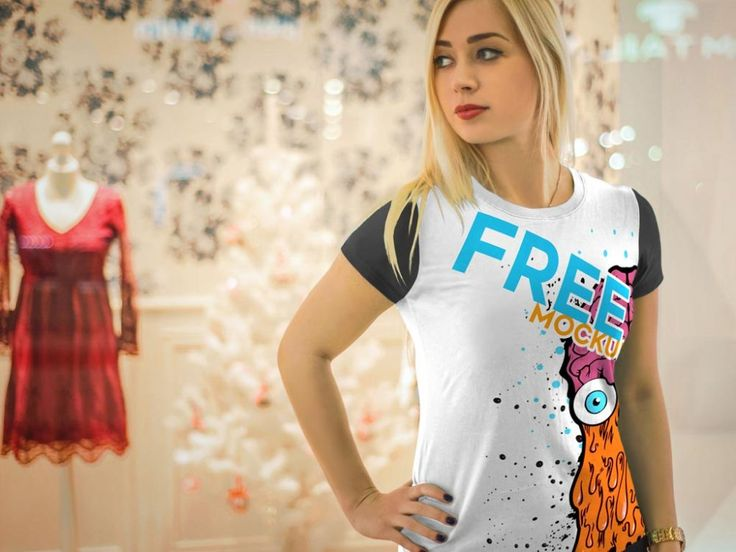 40 Free Best Quality Fashion & Apparel Mockups Collections