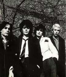 Siouxsie And The Banshees '78