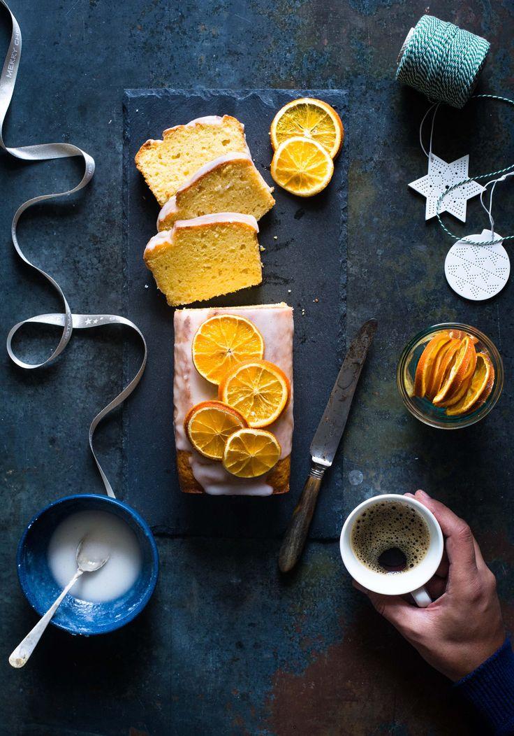 Extra Virgin Olive Oil Orange Cake