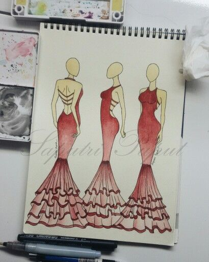 GLAMOUR Red Gown  #fashion #fashiondiaries #fashionblog #fashionweek #fashionillustration #fashionillustrator #fashionista #fashiondrawing #fashiondraw #fashionlook #lookbook #look #redcarpet #party #dresses #prom #outfit #dress #gown #red #art #fashiondesign