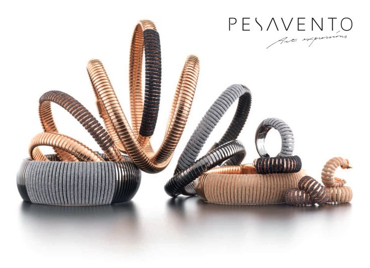 Polvere di Sogni Twist Collection! #Bracelet #Rosegold #Jewelry