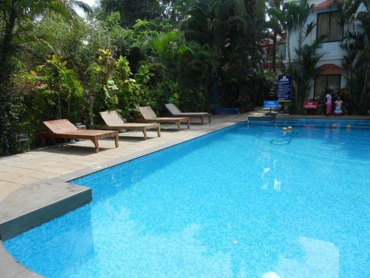 Casablanca Beach Resort, Goa