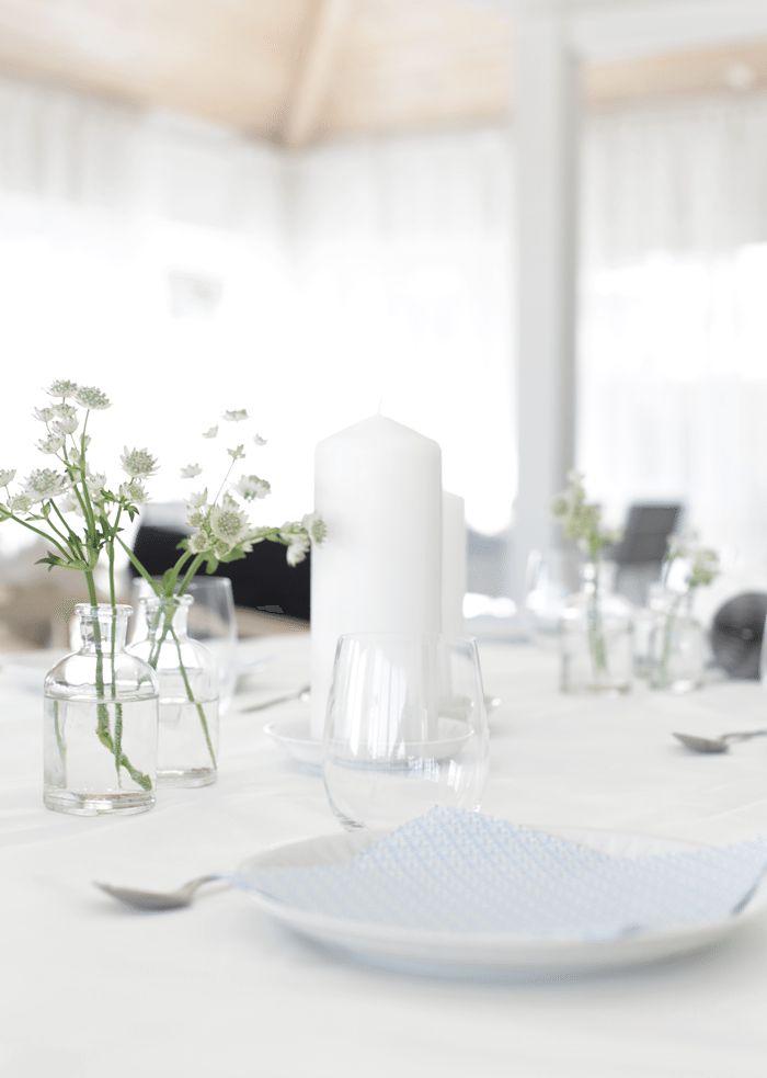 77 besten Tischdeko Bilder auf Pinterest Deko ideen, Tische - servietten falten tischdeko esszimmer