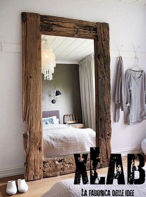 oltre 25 fantastiche idee su specchi su pinterest | specchi per la ... - Idee Specchio Bagno