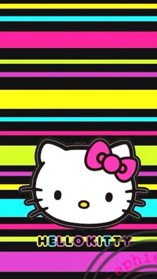 Cute Bow Wallpaper For Iphone Pin By ป่านแก้ว รัก On Home Screen Wallpaper Hello Kitty