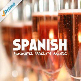 Spanish Dinner Party Music, Spanish Restaurant Music, Flamenco Guitar Music…