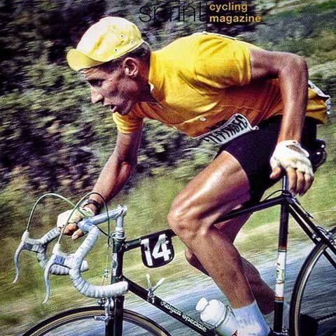 Tour de France 1961. Jacques Anquetil (1934-1987)