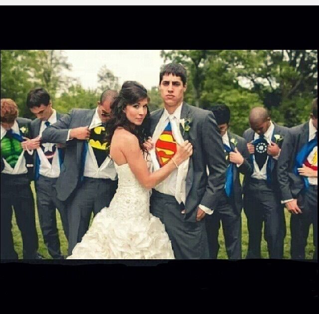 The best wedding idea ever!