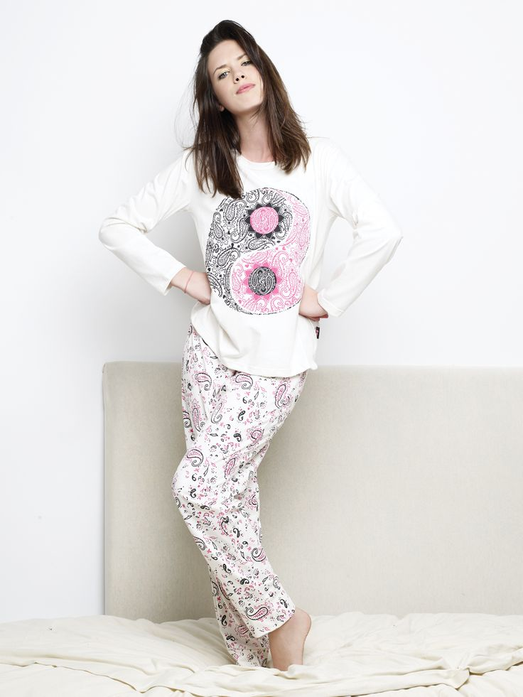 Pijama Ying & Yang.