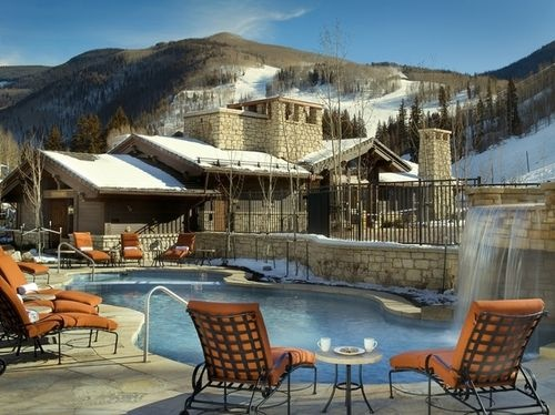 The Lodge At Vail, A Rockresort -      Rooms: 169     Floors: 5