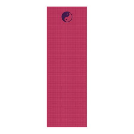 Yin Yang Yoga Mat Pink/Purple - click/tap to personalize and buy