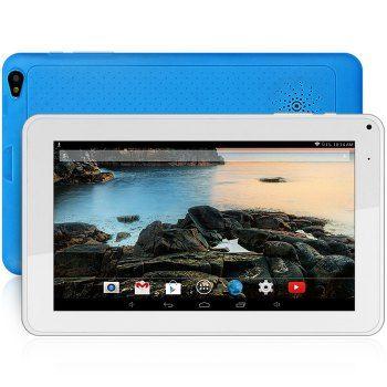9 pulgadas Android 4.4 Tablet PC con pantalla WVGA A33 Quad Core 1.3GHz 8GB ROM Bluetooth cámaras duales para Vender - La Tienda En Online IGOGO.ES