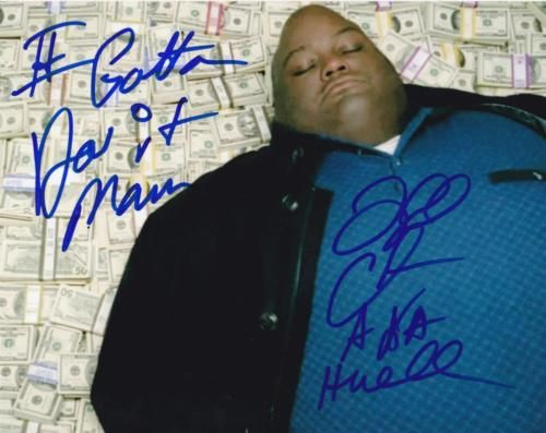 #Lavell crawford signed 8x10 #photo #breaking bad huell autograph inscription coa,  View more on the LINK: 	http://www.zeppy.io/product/gb/2/172055350525/