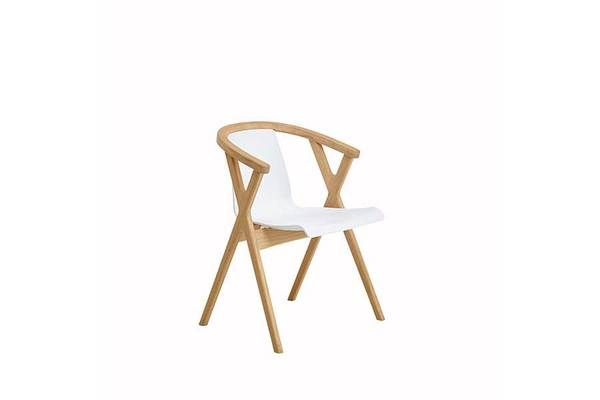 Mr. X Oak Chair - Dining Chairs - CASØ - D40Studio