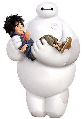 6 Grandes Héroes imágenes Hiro and Baymax HD fondo de pantalla and ...