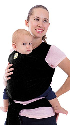 Baby Wrap Carrier - Baby Sling by KeaBabies - 2 Colors - Baby Carrier Wrap - Baby Slings - Babys Wrap Carrier - Babies Wraps - Soft Ergonomic Stretchy Wrap| Perfect Baby Shower Gift (Black). For product & price info go to:  https://all4hiking.com/products/baby-wrap-carrier-baby-sling-by-keababies-2-colors-baby-carrier-wrap-baby-slings-babys-wrap-carrier-babies-wraps-soft-ergonomic-stretchy-wrap-perfect-baby-shower-gift-black/