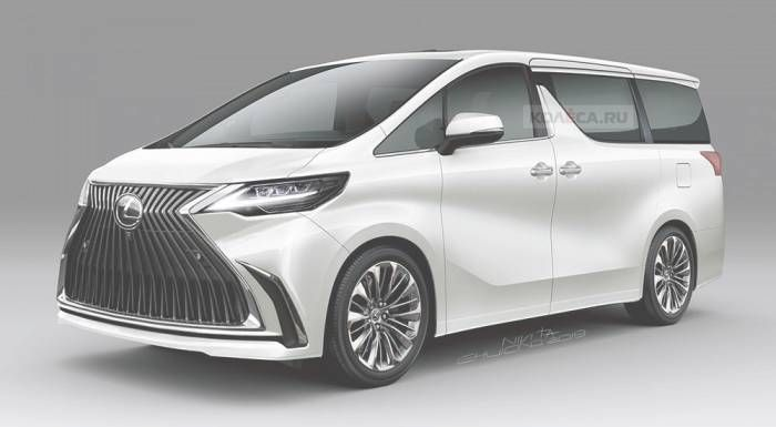 Lexus Minivan 2020 Price Performance Coches Increibles Autos Camionetas