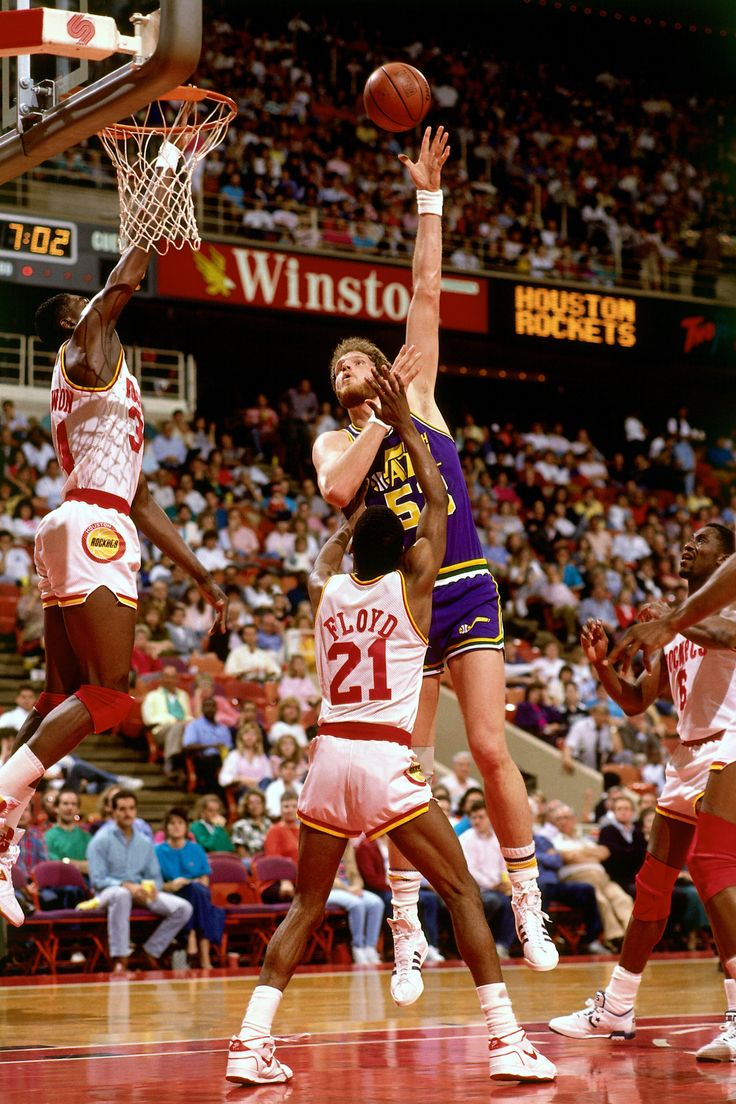 62 best Mark Eaton Basketball Player images on Pinterest