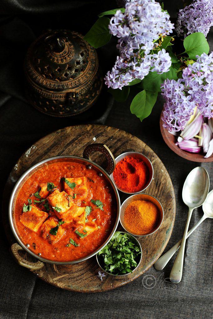 Achari Paneer Masala Recipe