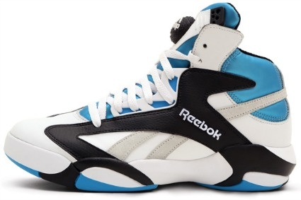Throwback  Retro Shaq Attaq Sneakers by Reebok