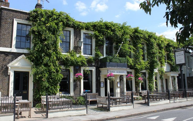 The Albion at Barnsbury