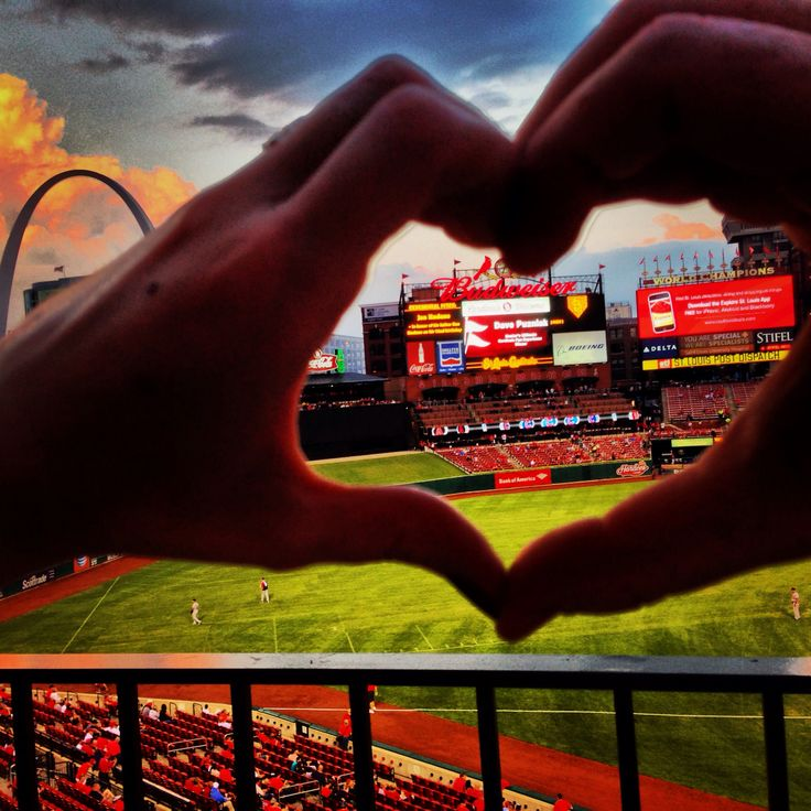 St. Louis cardinals, Busch Stadium, baseball