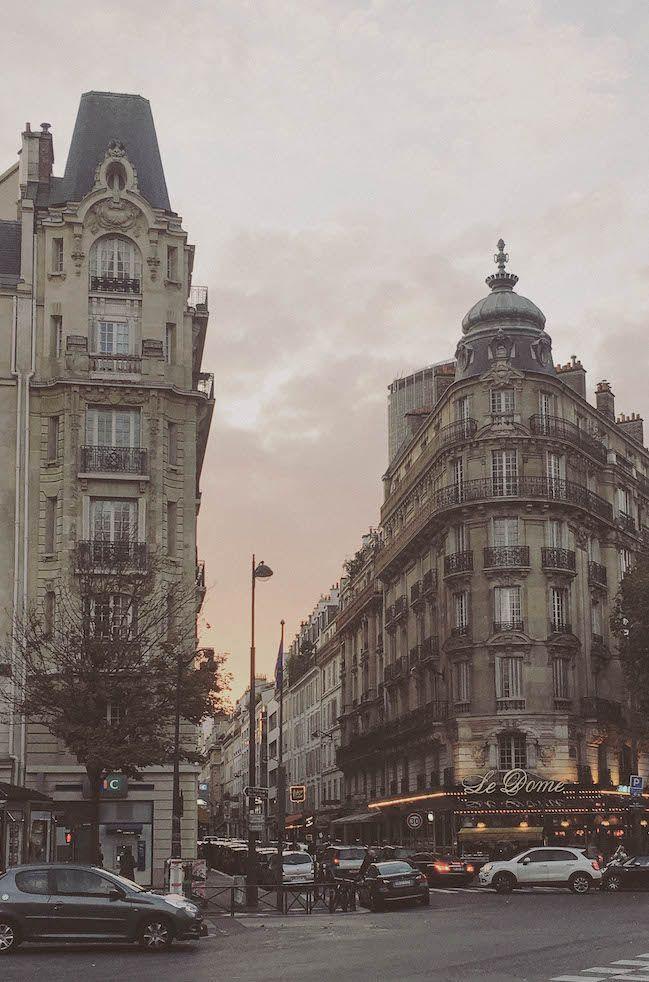 Paris. Eine Liebe auf den zweiten Blick. Heute zeige ich dir schönste Ecken und Impressionen.