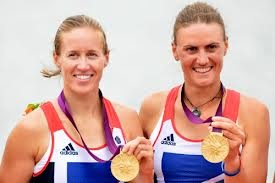 british olympic gold medal rowers