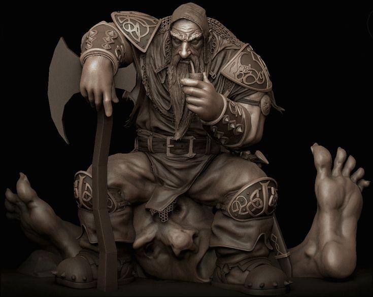 Dwarf by Rafa Grassetti