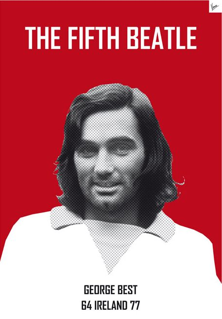 George Best - The Fifth Beatle