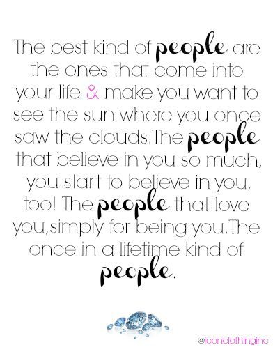 The best kind of people... | Quotes | Inspirational ...