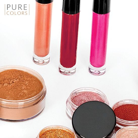 Pure Colors has been in the cosmetics business for more than 17 years. We are a Colorado, USA, based, 100% pure mineral cosmetics manufacturing company. We supply our cosmetics to distributors worldwide. We also supply private label products to retail, wholesale and distribution companies internationally.  To learn more about Pure Colors visit: www.purecolorsinc.com