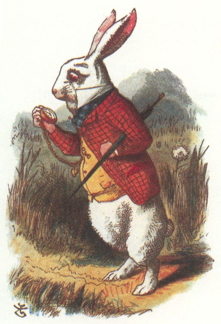 The White Rabbitt (2)