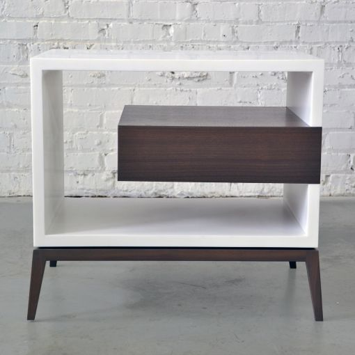Great Modern Side Table Or Night Stand Furniture Shtuff