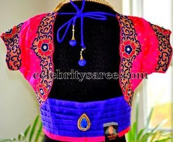 Royal Fancy Blouse Designs | Saree Blouse Patterns