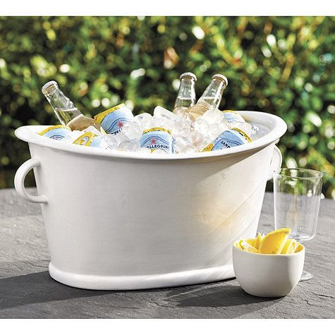 Ceramic Beverage Tub | Ballard Designs