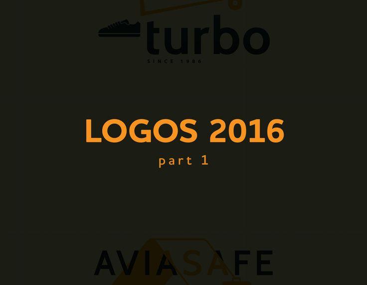Ознакомьтесь с моим проектом в @Behance: «LOGOS 2016 / part 1» https://www.behance.net/gallery/40501141/LOGOS-2016-part-1