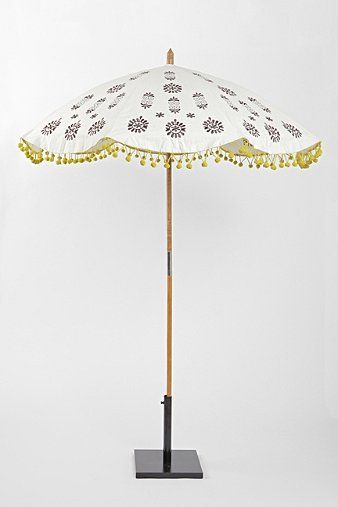 Magical Thinking Floral Medallion Umbrella - Urban Outfitters