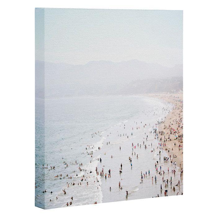 Bree Madden LA Summer Art Canvas   DENY Designs Home Accessories